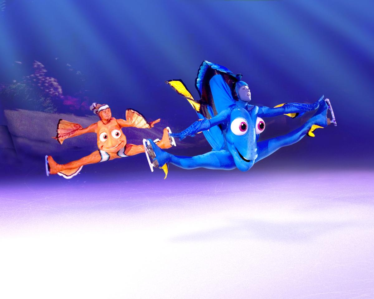 The Wonderful World of Disney on Ice calls Atlanta, Gwinnett home for 11 days
