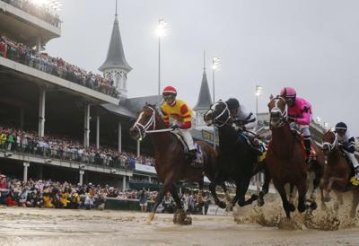 Horse Racing: 145th Kentucky Derby