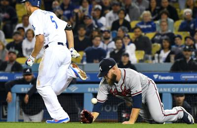 Dodgers earn series sweep of Braves | Sports