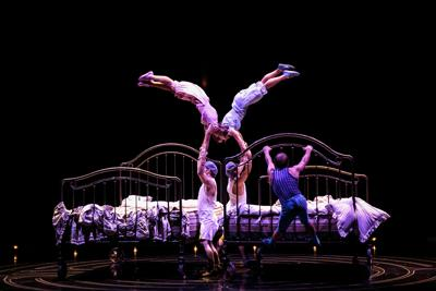 Cirque du Soleil's Corteo opens at Infinite Energy Arena on Wednesday