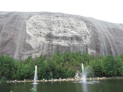 stone mountain - photo #20