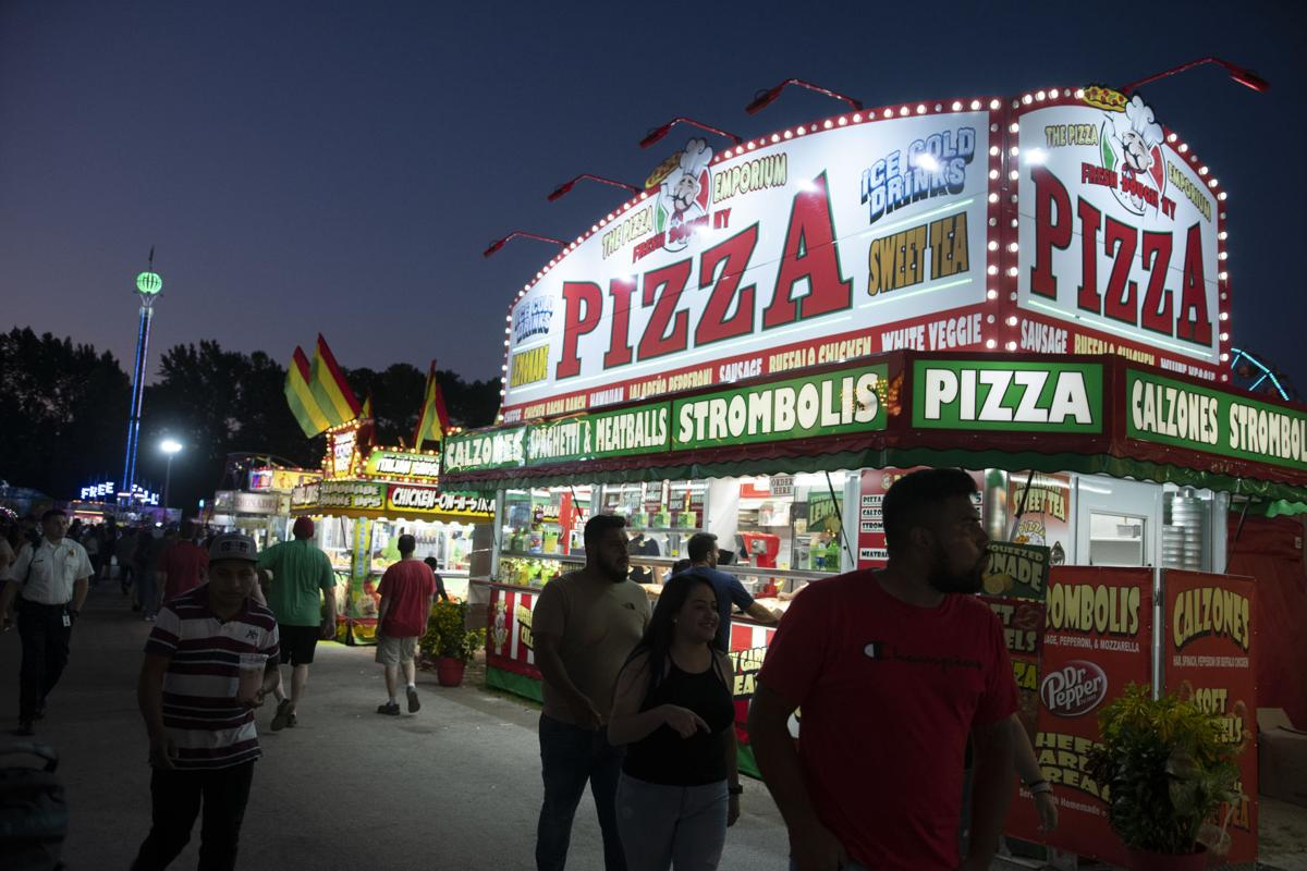 Gwinnett Fair Food