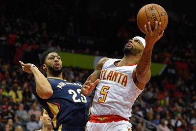 Pelicans rout Hawks despite Anthony Davis injury | Hawks