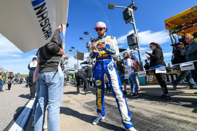 NASCAR: Hollywood Casino 400