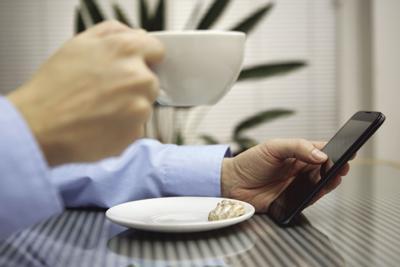 morning coffee mobile.TIF