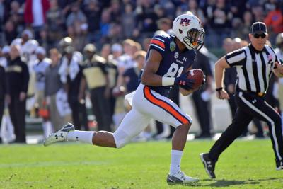 GAC grad Darius Slayton's NFL Combine performance to raise funds for charity