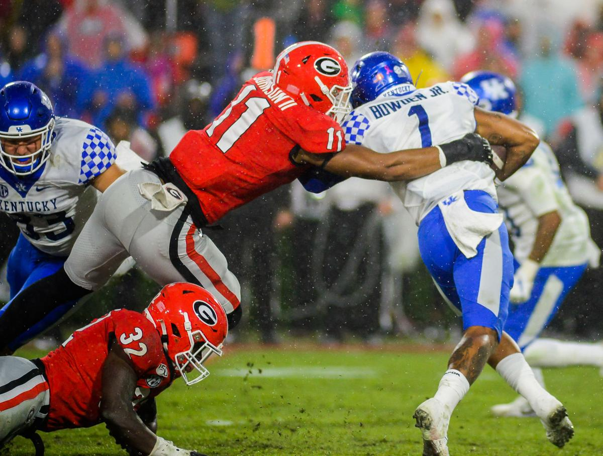 Espn Picks Up Georgia Bulldogs Games With Arkansas Auburn Sports Gwinnettdailypost Com