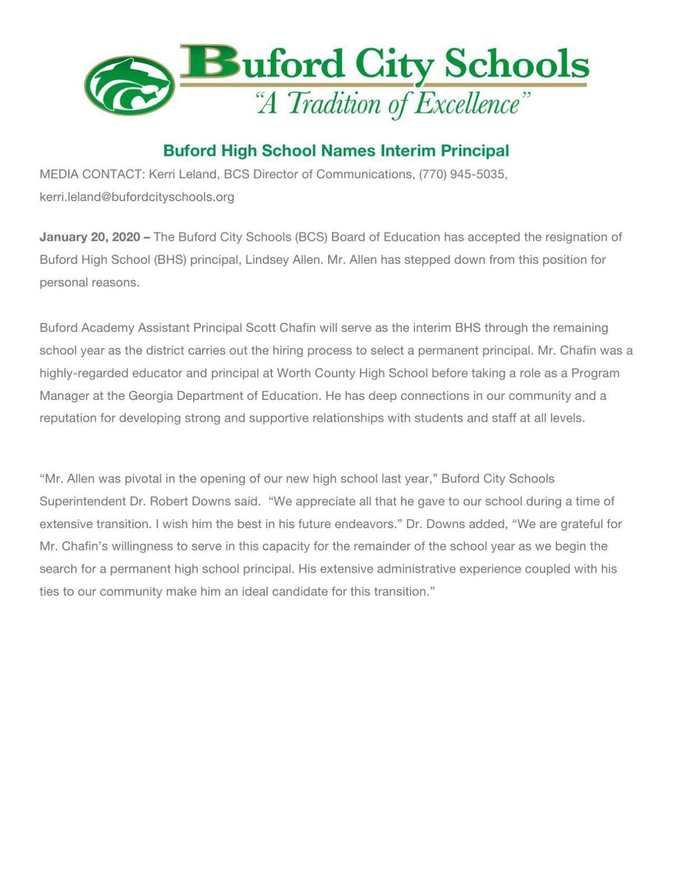 BHS Interim Principal PR.pdf