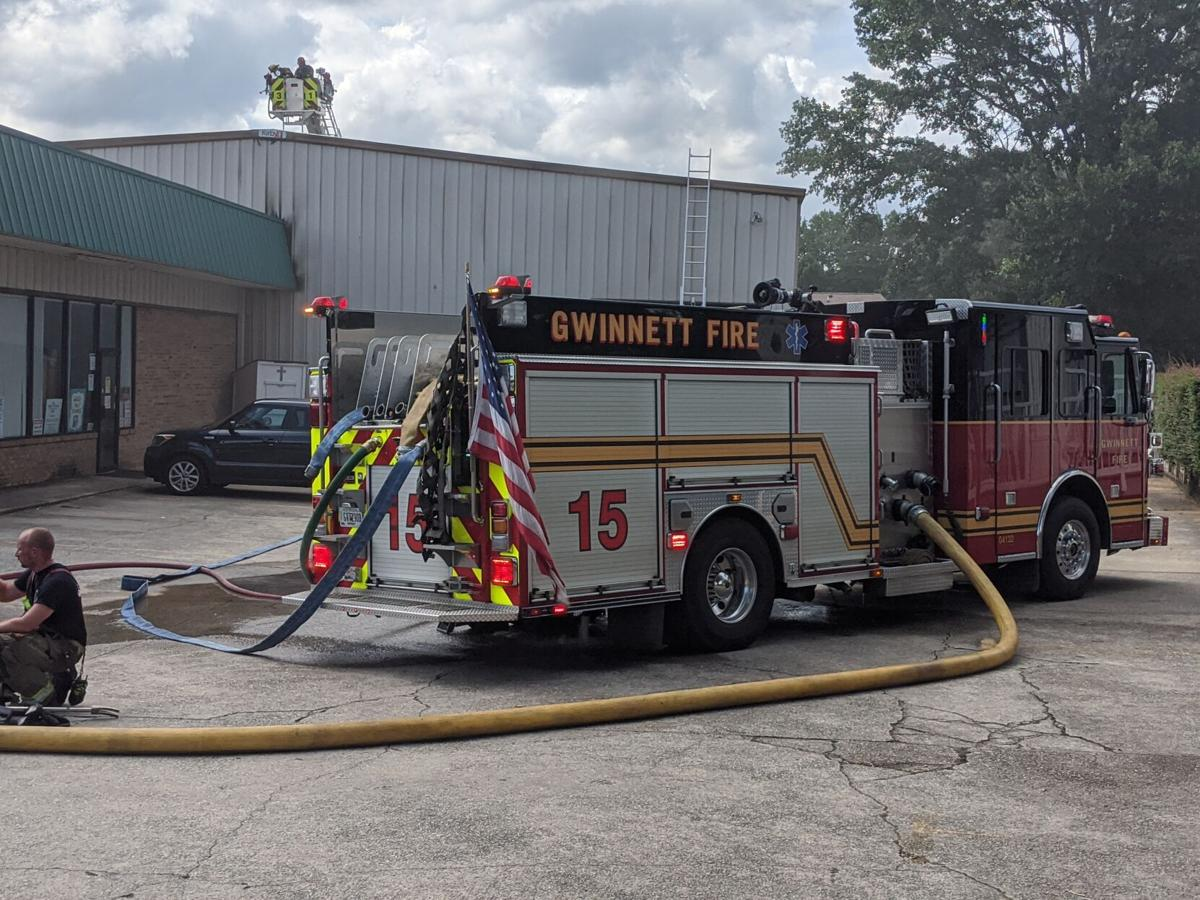 Quinn House Fire