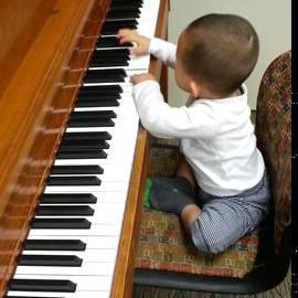WATCH: Lawrenceville piano prodigy began playing at age 1
