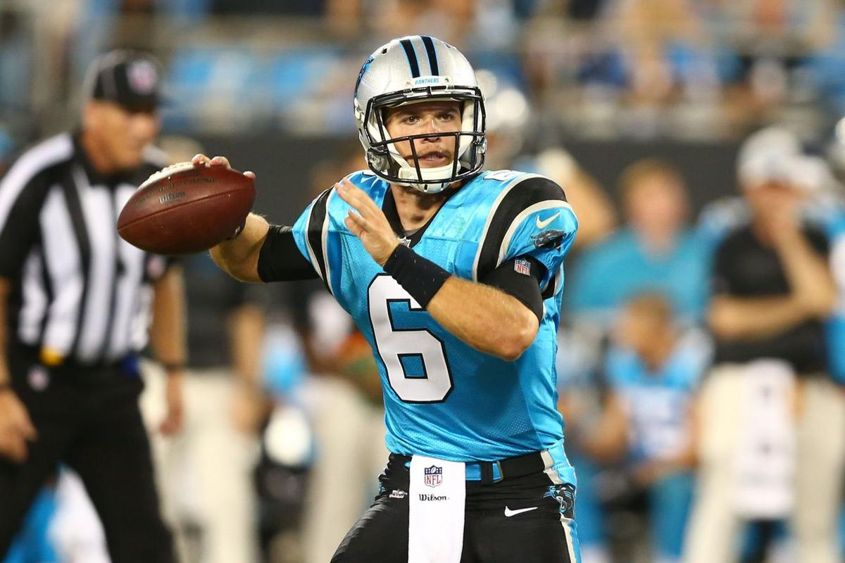 Panthers Place Collins Hill Grad Taylor Heinicke On Ir Sports Gwinnettdailypost Com
