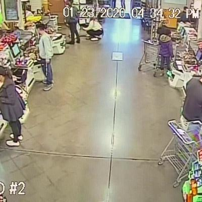 WATCH: Suspect punches 76-year-old man at Dacula grocery store