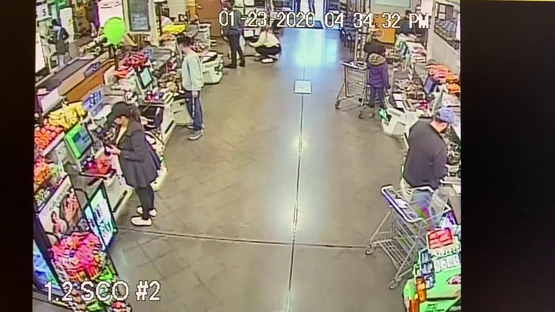 Watch Suspect Punches 76 Year Old Man At Dacula Grocery Store Gwinnettdailypost Com