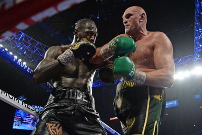 Boxing: Wilder vs Fury II