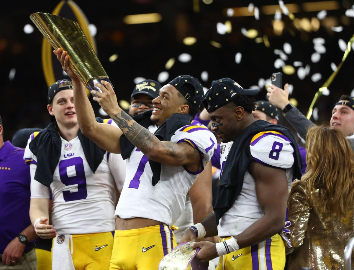 NCAA Football: College Football Playoff National Championship-Clemson vs Louisiana State