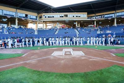 Stripers drop home opener 7-6 to Rochester in 14-inning marathon
