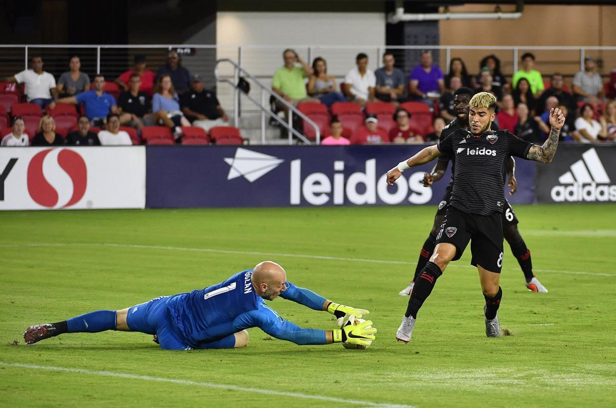Atlanta United Vs D C United Slideshows