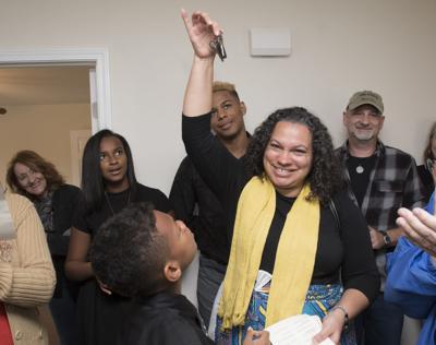 Gwinnett Habitat for Humanity completes first home for veteran