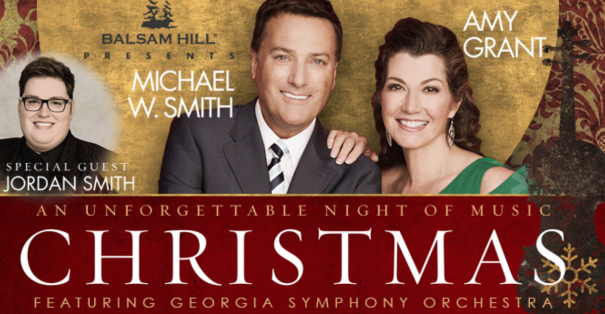Christmas with Amy Grant and Michael W. Smith | Calendar ...