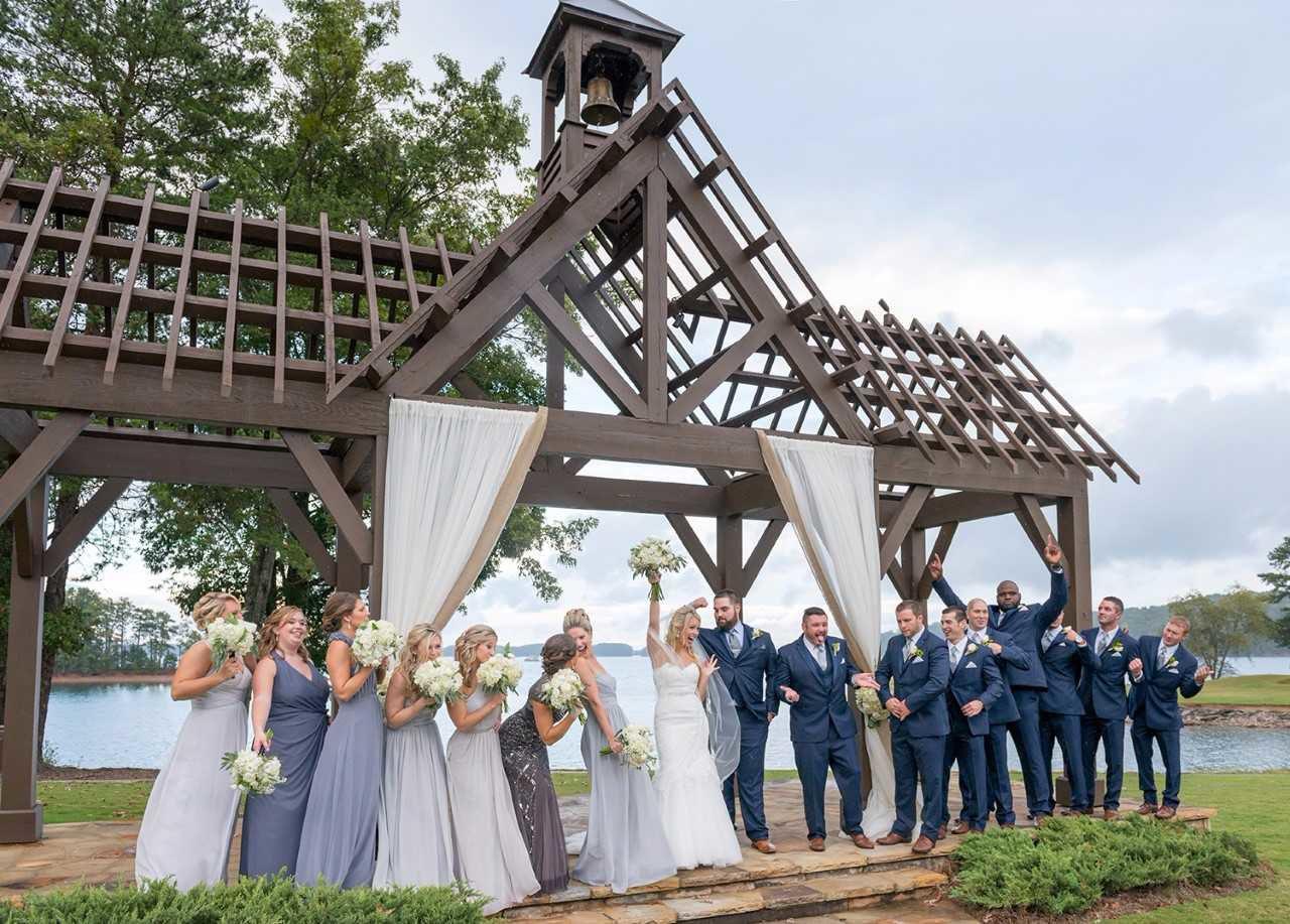wedding reception places in twin cities%0A Lanier Islands resort named       u    Best of Weddings u     venue by wedding  planning site   News   gwinnettdailypost com