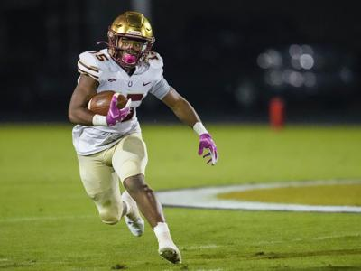 Big rushing, receiving numbers forcing colleges to take notice of Brookwood star Alex Diggs