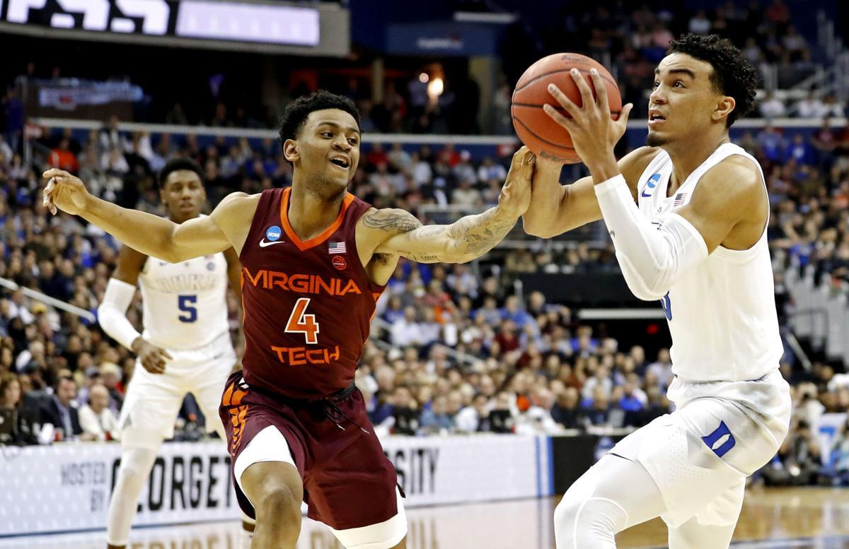 No 1 Duke Slips Past Virginia Tech Without Reddish Sports Gwinnettdailypost Com