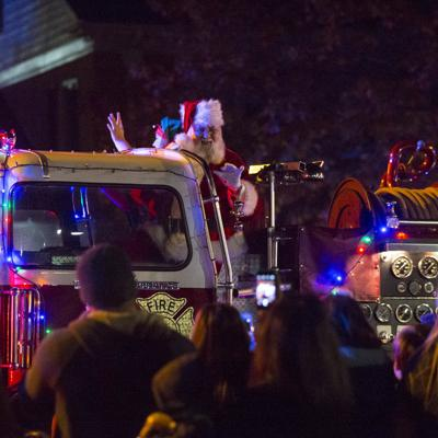 Lawrenceville Hometown Christmas parade