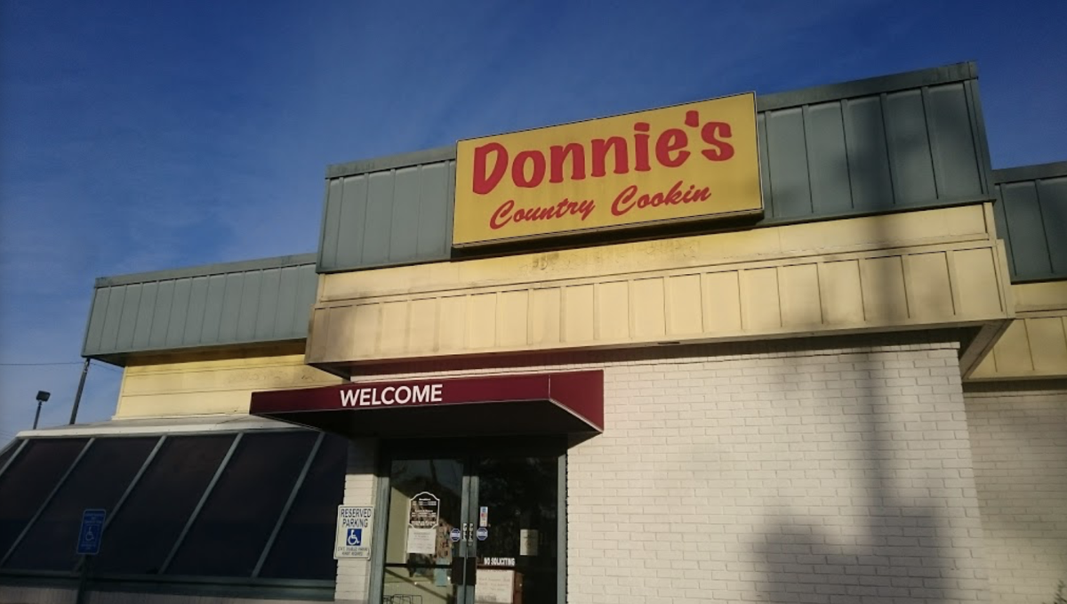 Donnie's Country Cookin