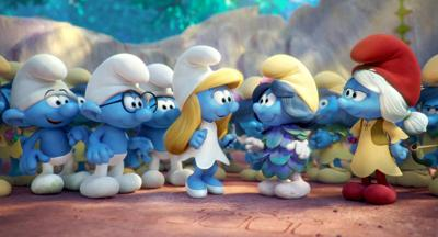 "MOVIE REVIEW: ""Smurfs: The Lost Village"" finds an old Saturday cartoon groove"