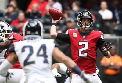 NFL: Los Angeles Rams at Atlanta Falcons