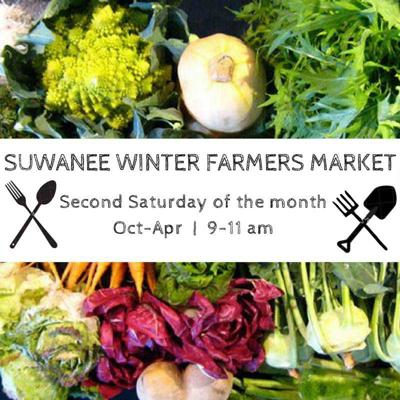 Suwanee WInter Farmer's Market