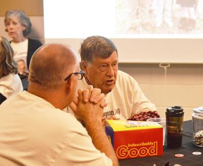 Mountan View High celebrates longtime Gwinnett educator with 'Dolford Layson Day'