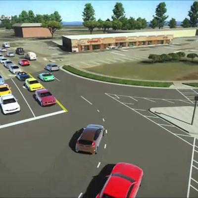 GDOT's Highway 78-124 intersection project