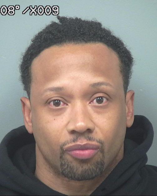 Lawrenceville police arrest ex-Atlanta Falcon Jamal Anderson for