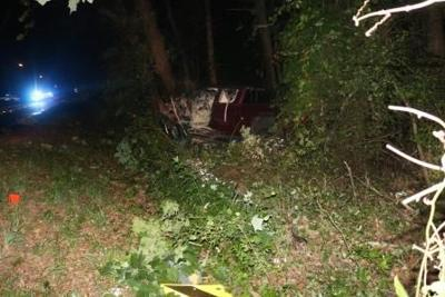 Woman dies from injuries sustained in Monday car wreck
