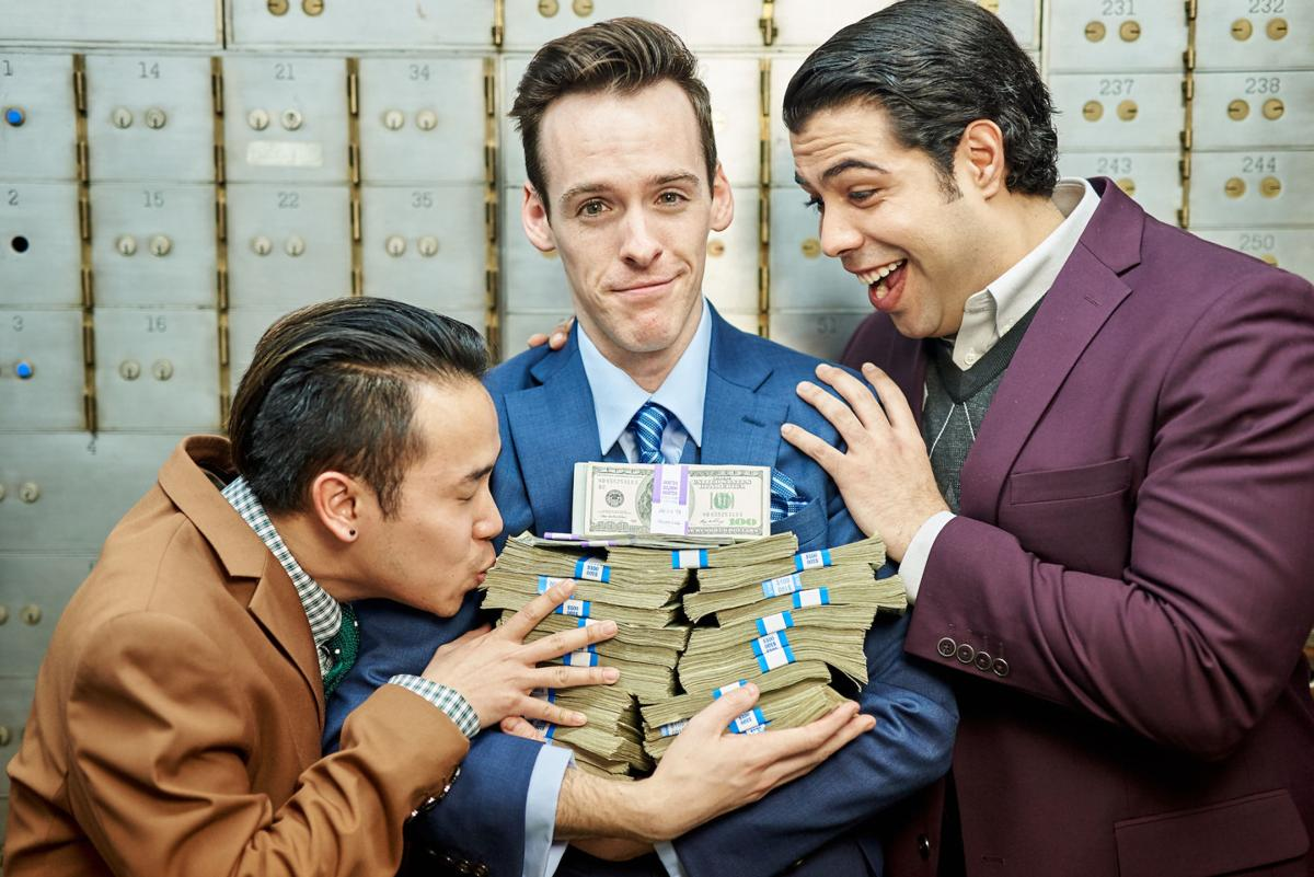 'Men With Money' to spend time at Aurora Theatre