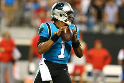 classic fit a5799 76139 Panthers QB Cam Newton misses practice again | Sports ...
