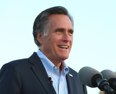 Romney votes against Trump judicial nominee citing comments 'disparaging of President Obama'