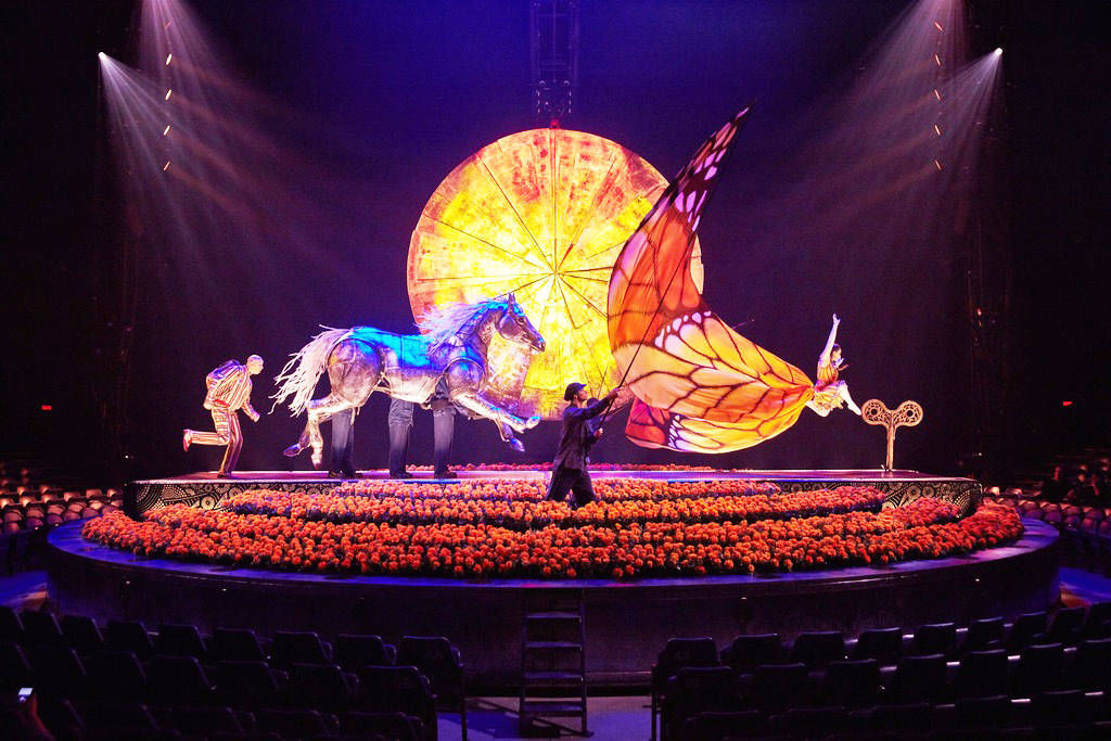 Cirque Du Soleil Kurios Review: An Evening of Magic   Cirque Du Soleil