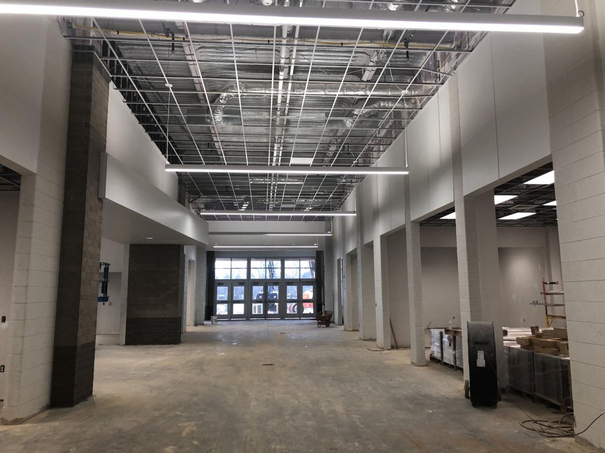McClure high school will open this fall with health sciences-themed curriculum