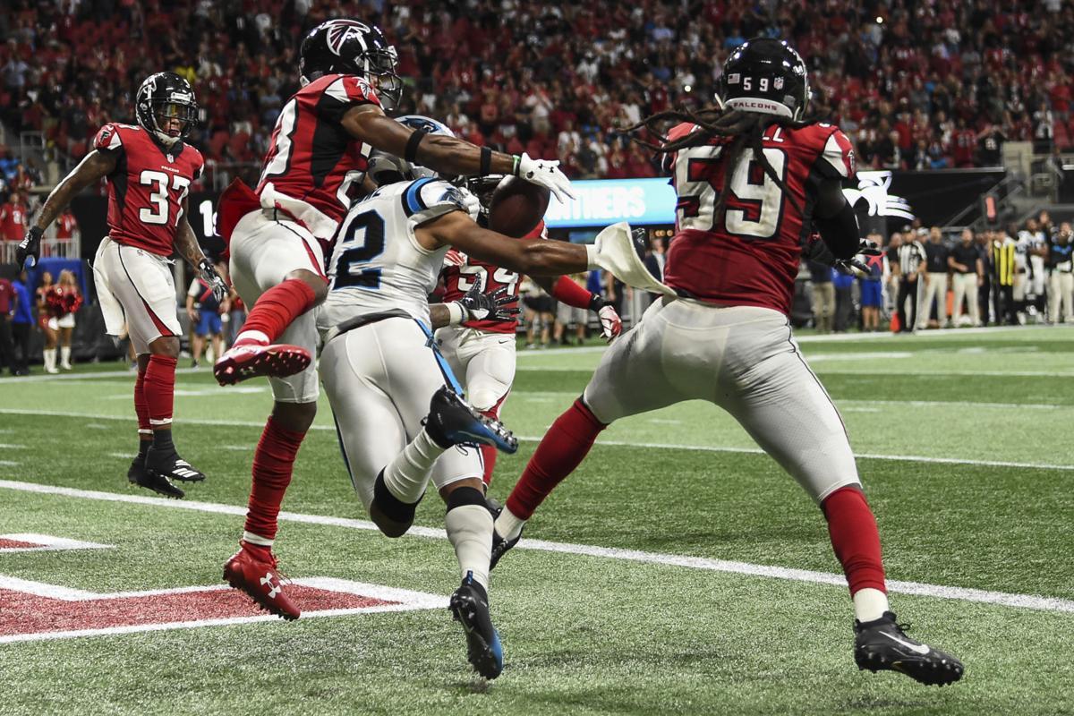 Atlanta Falcons vs. Carolina Panthers | Slideshows ...