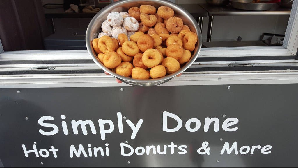 Simply Donuts Food Truck