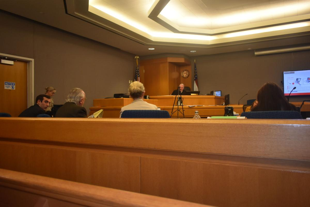 Trial of former Gwinnett police officer briefly halted Wednesday