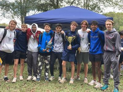 Mill Creek boys cross country wins Coach Wood Invitational