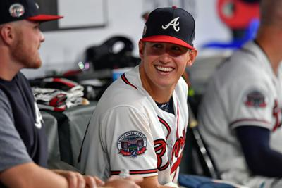 Brookwood grad Lucas Sims returns to Coolray Field as visitor after