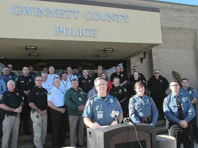 Gwinnett police give 600 citations in distracted driving crackdown