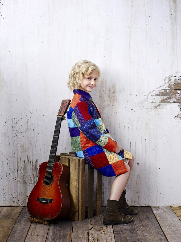 dolly parton brings her coat of many colors to nbc - Dolly Parton Coat Of Many Colors Book
