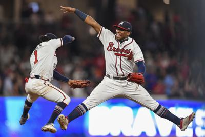 premium selection 3e351 c0317 Johan Camargo leads Braves over Phillies | Sports ...