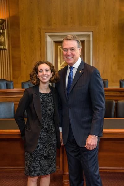 Gwinnett residents gain government experience as interns for Sen. David Perdue