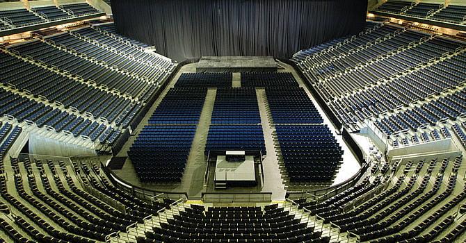 Infinite Energy Center Arena At Gwinnett Center